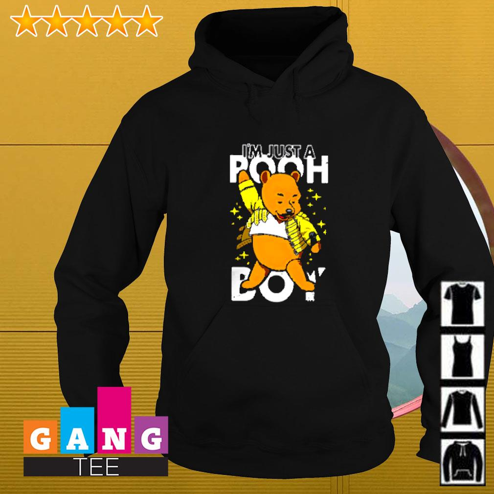 Pooh I'm just a pooh boy Hoodie