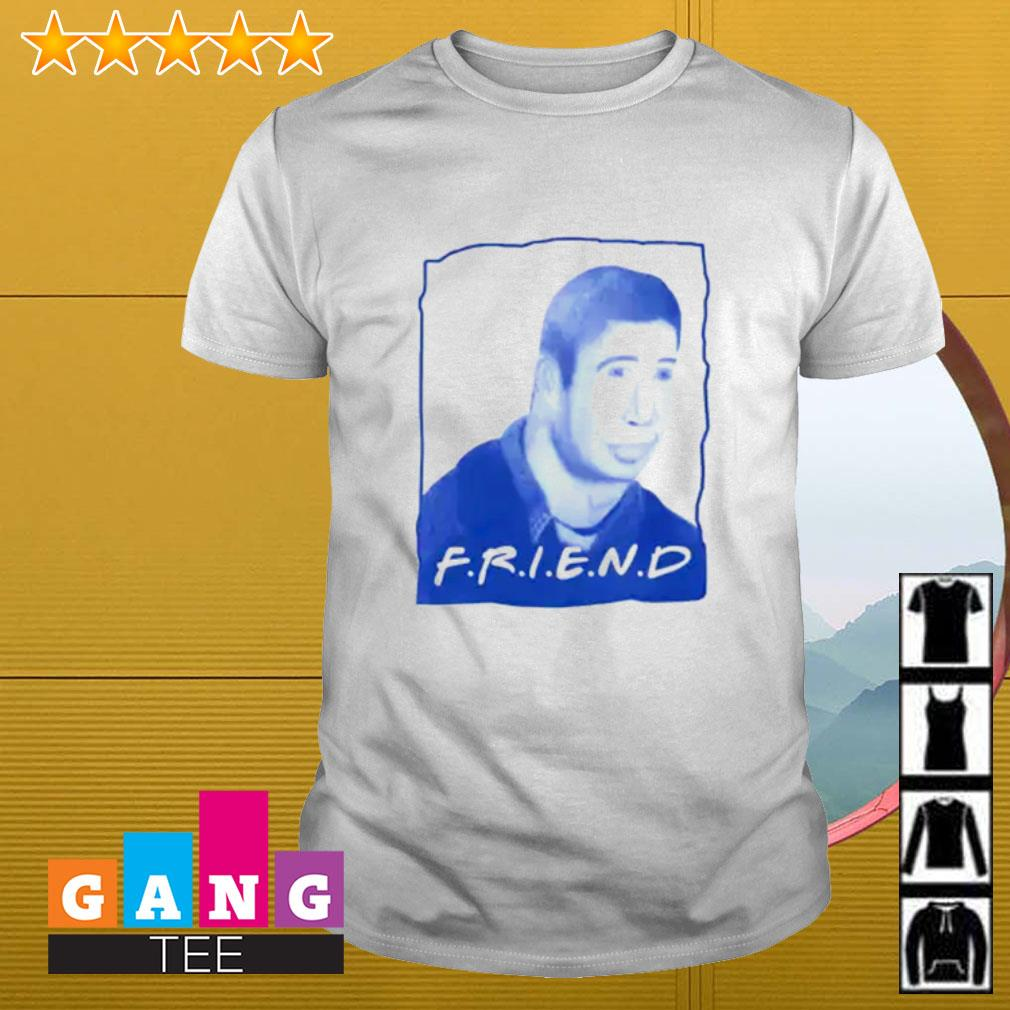 Warped Ross friend shirt