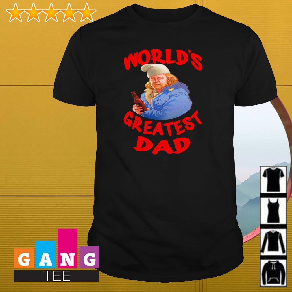 Shameless World's greatest dad shirt