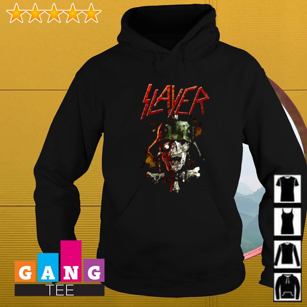 Slayer soldier cross Hoodie