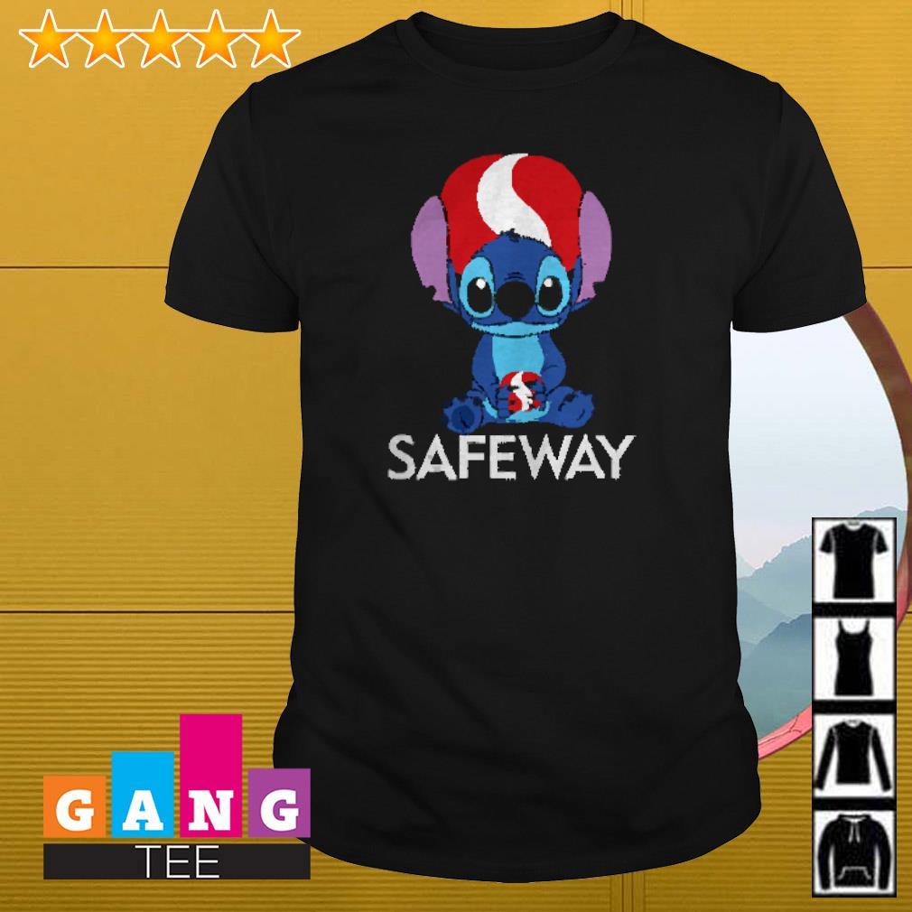 Stitch hug Safeway shirt
