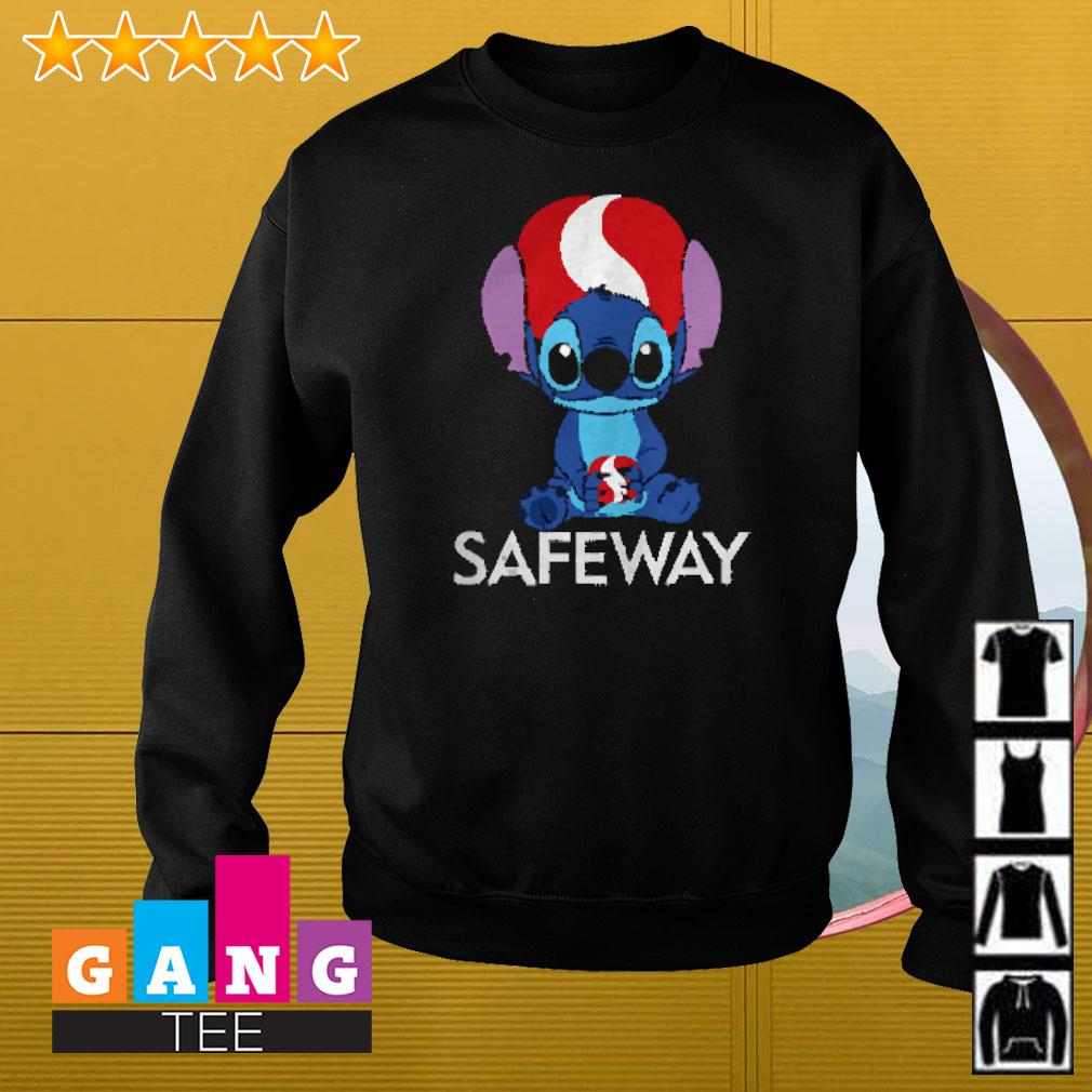 Stitch hug Safeway Sweater