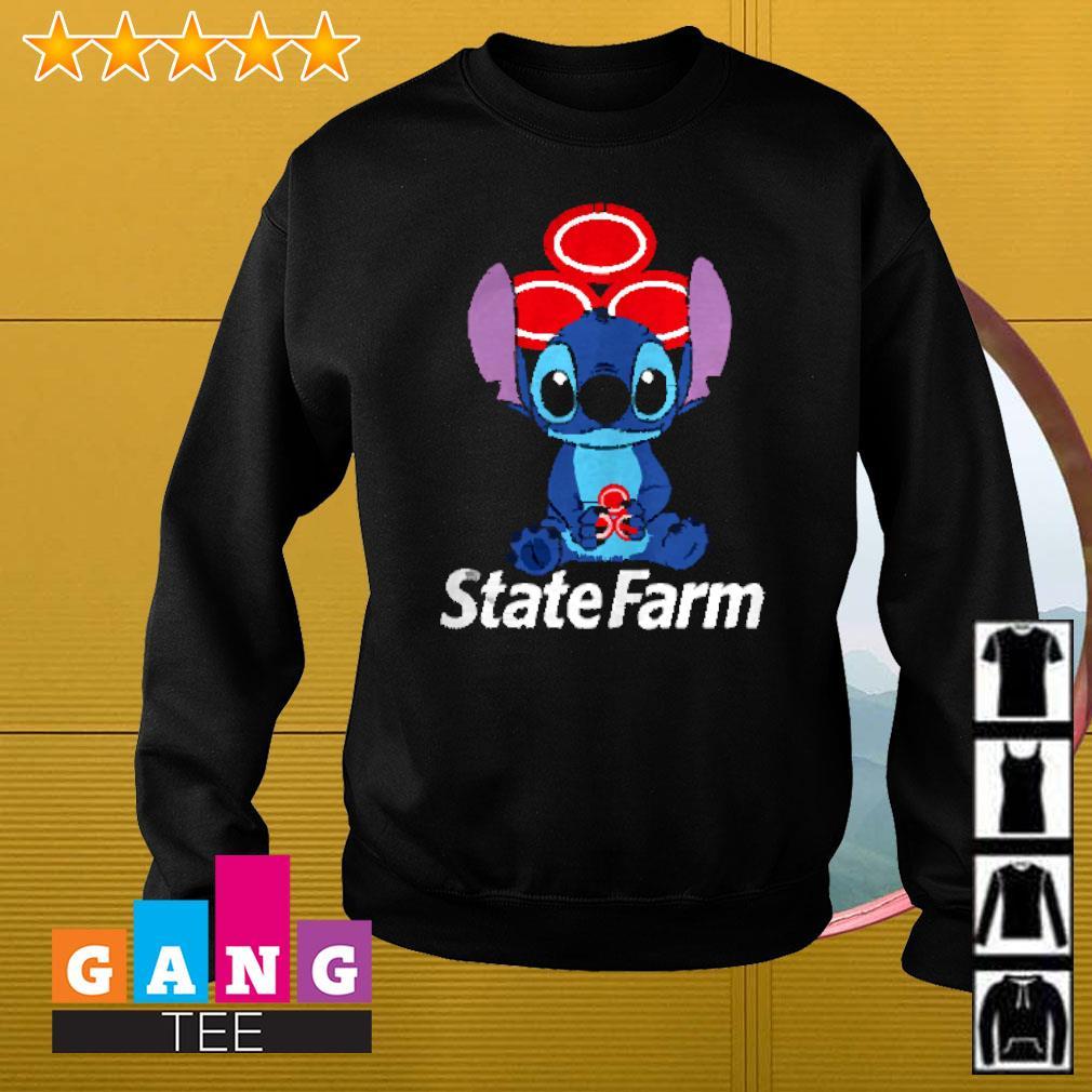 Stitch hug State Farm Sweater