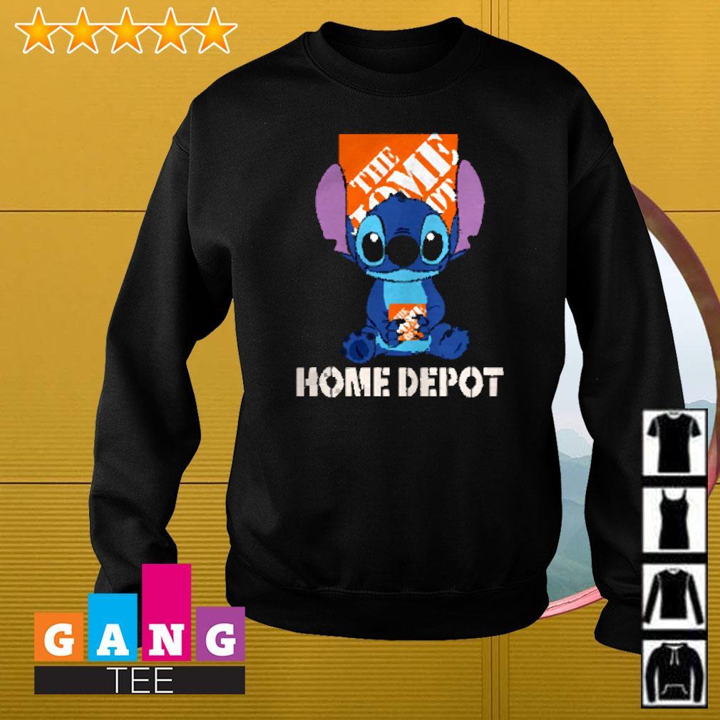 Stitch hug The Home Depot Sweater