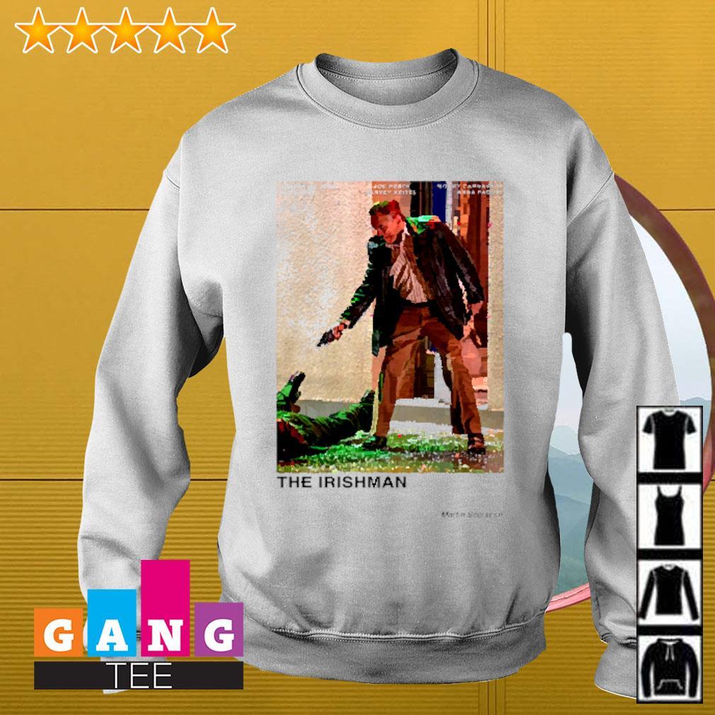 The Irishman Martin Scorsese Sweater