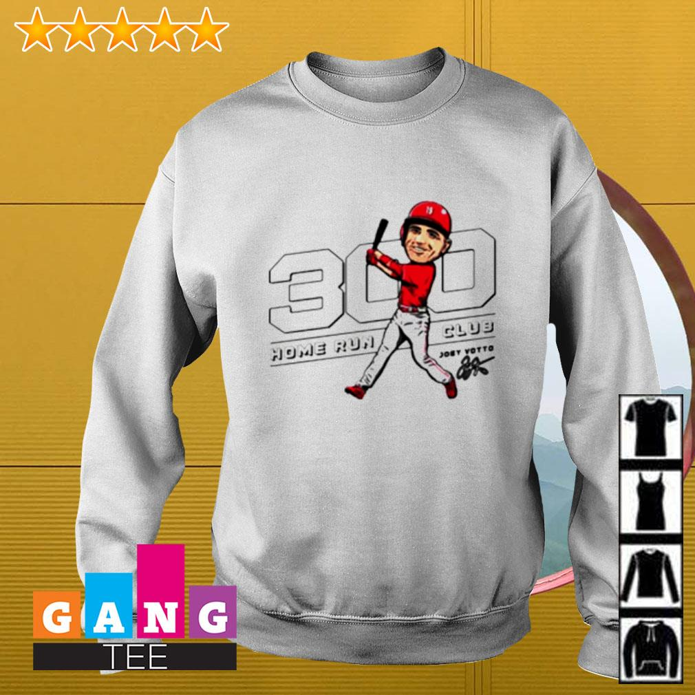 Joey Votto 300 home run club Sweater