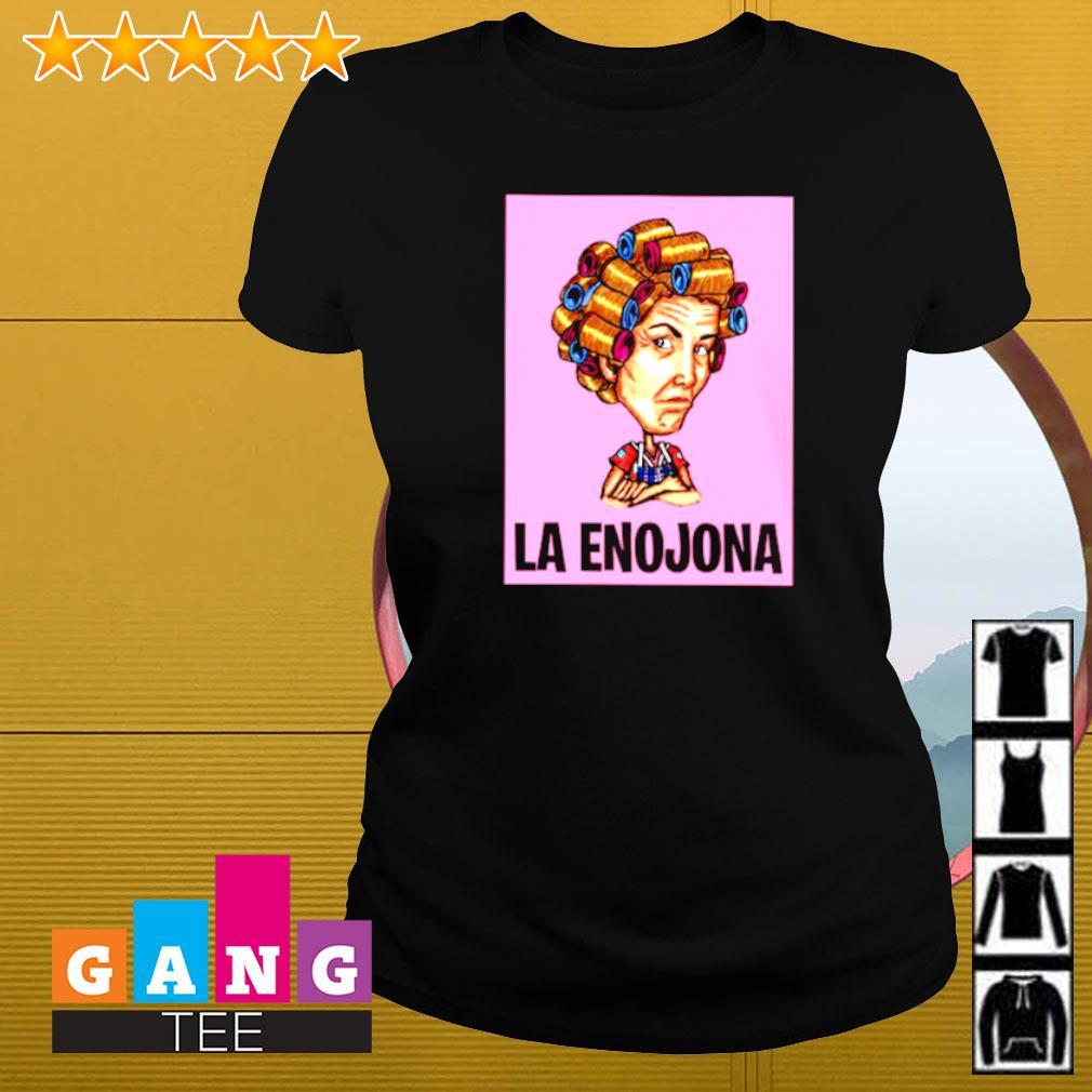 La Enojona Ladies-tee