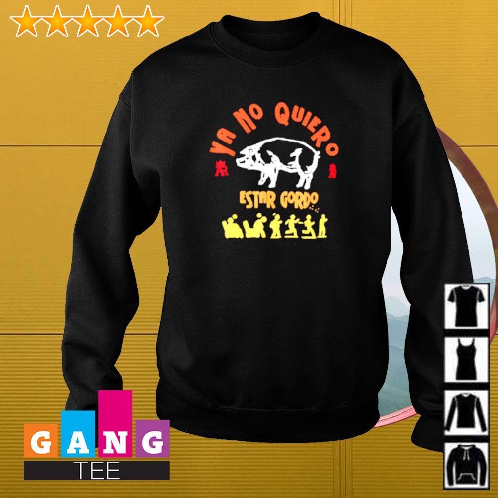 Vintage Andy Ruiz Jr. Ya no quiero estar gordo Sweater